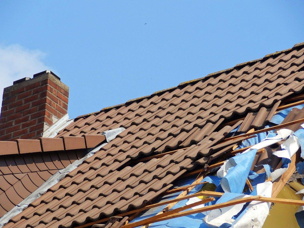 nokvorst reparatie, nokvorst renovatie in 5382 Vinkel